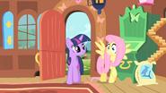 S01E22 Twilight odwiedza chatkę Fluttershy