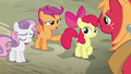"""Scootaloo """"we're never gonna do that again"""" S7E8.png"""