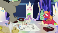 "Spike ""everypony laughs harder!"" S6E17"