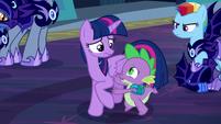 Spike --Twilight, no!-- S5E26