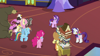 Starlight --Fluttershy and I could work-- S6E21