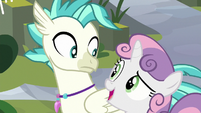"Sweetie Belle ""what's that wonderful sound?"" S8E6"