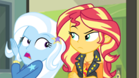 """Trixie whispering """"we're too late!"""" EGFF"""