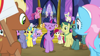 Twilight -stop actin' like somethin's wrong- S7E14