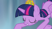 "Twilight Sparkle ""of course"" S4E25"