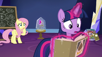 "Twilight Sparkle ""oh, definitely"" S9E22"