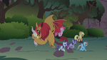 Twilight and friends move past manticore S1E02