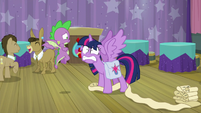 Twilight starting to going insane S9E16