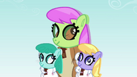 Animals with pony masks S2E22