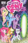 Comic issue 19 cover RI