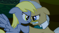 Derpy Hooves Stare Off S2E3