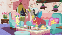 "Discord ""the secret is in the extra butter"" S7E12"