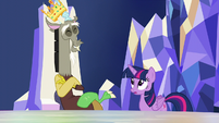 Discord --if I hadn't encouraged everypony-- S5E22