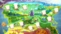 Equestria map covered with cheese sandwiches S4E12.png