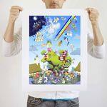 Everypony art print WeLoveFine