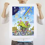 Everypony art print WeLoveFine