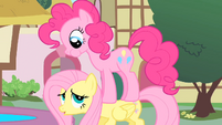Fluttershy --excuse me-- S01E22