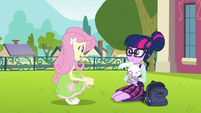 Fluttershy --you looked like you needed it-- EG3