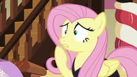 Fluttershy feeling guilty S5E21