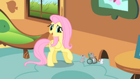Fluttershy its nothing S01E22