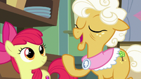 "Goldie ""granted you a perpetual harvest"" S9E10"