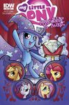 MLP FiM issue 21 cover A