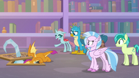 "Ocellus ""what are you doing?"" S8E22"