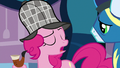 """Pinkie Pie """"chief detective on the pie case"""" S7E23.png"""