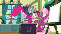 "Pinkie Pie ""the day after her half-birthday?!"" S7E23"