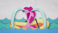 Pinkie Pie crying in a rubber raft BFHHS2.png