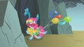 Pinkie Pie enters cave S1E7.png