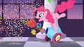 Pinkie Pie firing the party cannon S02E09.png