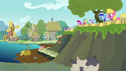 Ponies sees the CMC S3E04