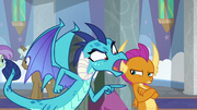 "Princess Ember ""I'm ordering you"" S8E1"