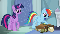 "Rainbow ""this convention will be fun"" S6E13"