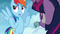 "Rainbow Dash ""I practically fell asleep"" S6E24.png"