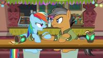 """Rainbow Dash """"now I know you're crazy"""" S6E13"""