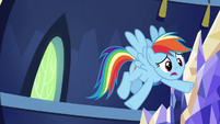 "Rainbow Dash ""this should be easy for us!"" S5E3"