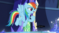 Rainbow Dash -what are we waiting for-- S7E26