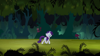 Rarity trota pela Floresta da Liberdade T4E03
