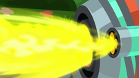 Scootaloo's giant rocket ignites S8E20