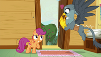 Scootaloo makes Gabby a promise S6E19
