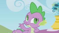 Spike -I like grass just fine, but- S1E03