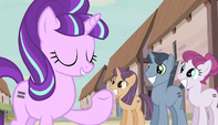 "Starlight ""we have no judgements here"" S5E1"