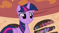 Twilight -let's try it out on this apple seedling- S4E15
