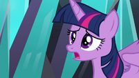 "Twilight Sparkle ""but we can't sit here"" S9E2"