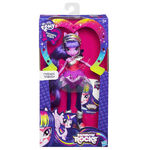 Twilight Sparkle Equestria Girls Rainbow Rocks doll packaging