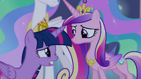 Twilight and Cadance -I want to have a purpose- S4E25