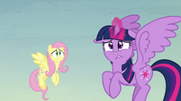 Twilight feeling very unprepared S5E23