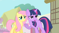 Twilight it was my fault S1E22